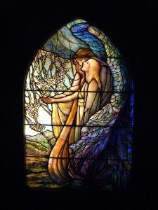 Guiding Angel Tiffany